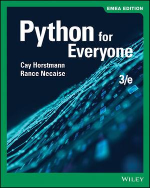 Python for Everyone, 3rd Edition EMEA Edition
