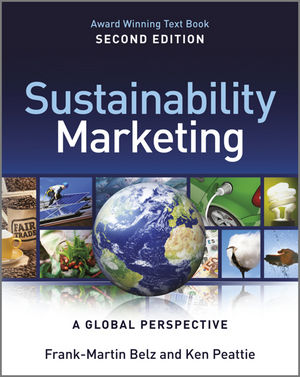 Sustainability Marketing: A Global Perspective, 2nd Edition (1119966191) cover image