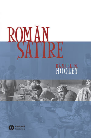 Roman Satire (1405106891) cover image