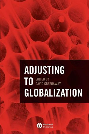 Adjusting to Globalization  (1405131691) cover image
