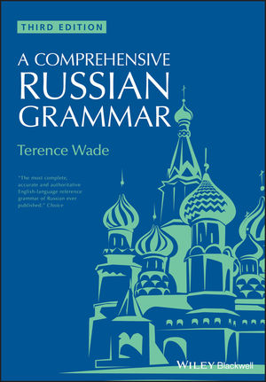 A Comprehensive Russian Grammar, 3rd Edition
