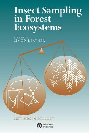 Insect Sampling in Forest Ecosystems (1405140291) cover image