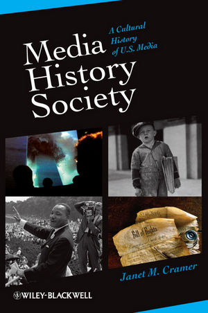 Media/History/Society: A Cultural History of U.S. Media (1405161191) cover image