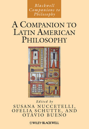 A Companion to Latin American Philosophy (1405179791) cover image