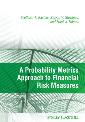 A Probability Metrics Approach to Financial Risk Measures (1405183691) cover image