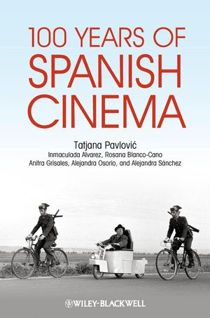 100 Years of Spanish Cinema (1405184191) cover image