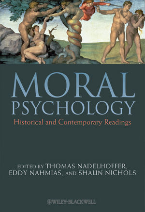 Moral Psychology: Historical and Contemporary Readings (1405190191) cover image