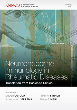 Neuroendocrine Immunology in Rheumatic Diseases: Translation from Basics to Clinics, Volume 1193