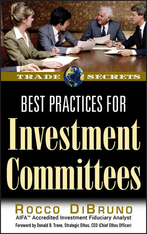 Best Practices for Investment Committees