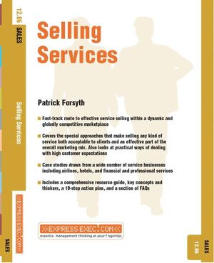 Selling Services: Sales 12.06