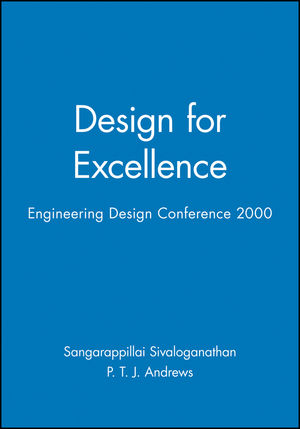 Design for Excellence: Engineering Design Conference 2000