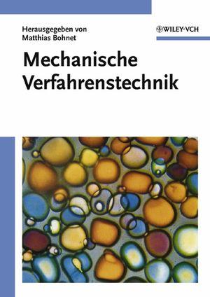 Mechanische Verfahrenstechnik
