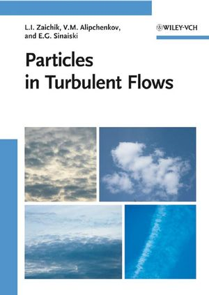 Particles in Turbulent Flows (3527407391) cover image