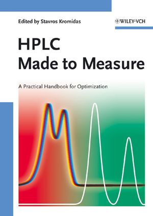 HPLC Made to Measure: A Practical Handbook for Optimization (3527611991) cover image