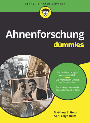 Ahnenforschung fur Dummies