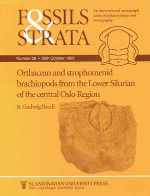 Orthacean and Strophomenid Brachiopods from the Lower Silurian of the Central Oslo Region