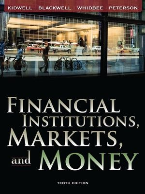 Financial Institutions, Markets, and Money, 10th Edition (EHEP000191) cover image