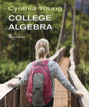 College Algebra, 3rd Edition (EHEP001991) cover image