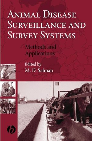 Animal Disease Surveillance and Survey Systems: Methods and Applications (0470344792) cover image