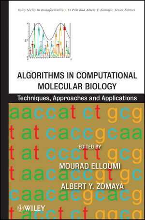 Algorithms in Computational Molecular Biology: Techniques, Approaches and Applications (0470505192) cover image
