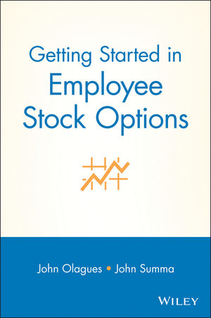 Getting Started In Employee Stock Options (0470570792) cover image