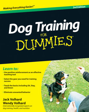 Dog Training For Dummies, 3rd Edition