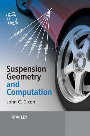 Suspension Analysis and Computational Geometry (0470682892) cover image