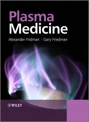 Plasma Medicine (0470689692) cover image