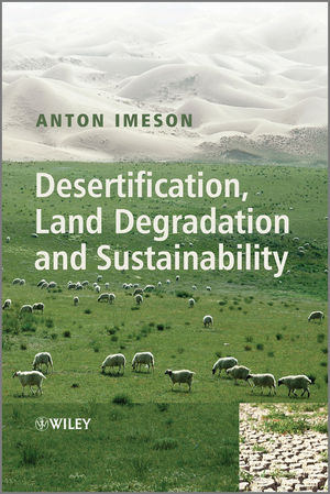 Book Cover Image for Desertification, Land Degradation and Sustainability