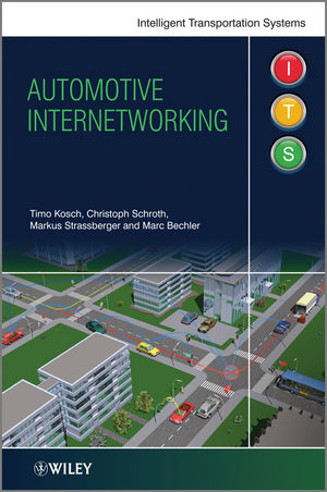 Automotive Inter-networking (0470749792) cover image
