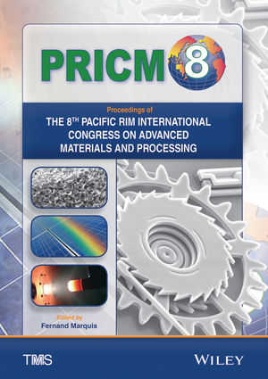PRICM 8: Proceedings of the 8th Pacific Rim International Conference on Advanced Materials and Processing (0470943092) cover image