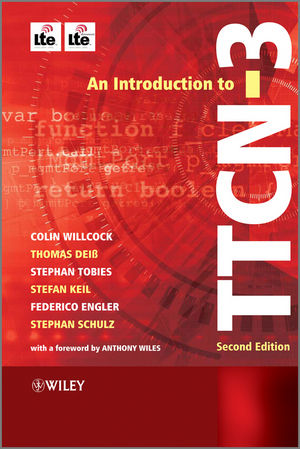 An Introduction to TTCN-3, 2nd Edition (0470977892) cover image