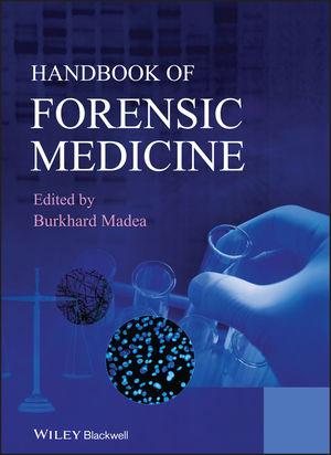 Handbook of Forensic Medicine (0470979992) cover image