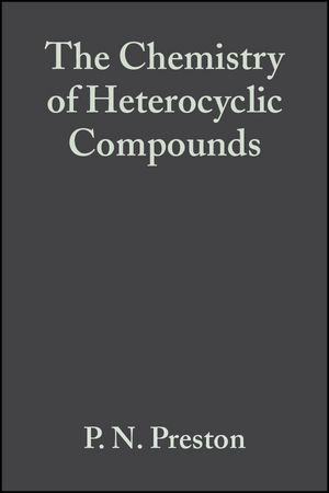 Benzimdazoles and Cogeneric Tricyclic Compounds, Part 2, Volume 40