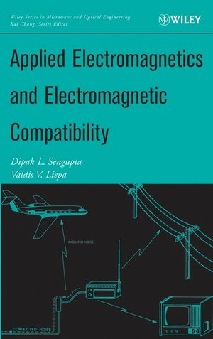 Applied Electromagnetics and Electromagnetic Compatibility (0471165492) cover image