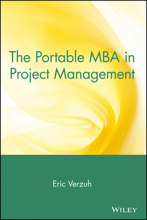 The Portable MBA in Project Management (0471268992) cover image