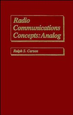 Radio Communications Concepts: Analog