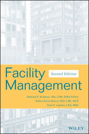 Facility Management, 2nd Edition (0471700592) cover image