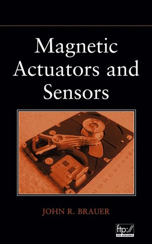 Magnetic Actuators and Sensors (0471731692) cover image