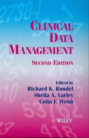 Clinical Data Management, 2nd Edition (0471983292) cover image