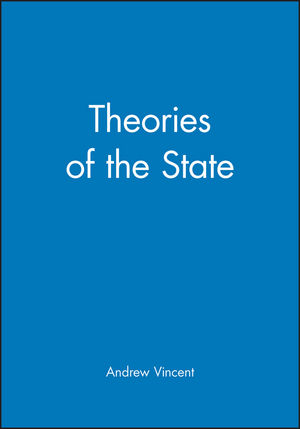 Theories of the State (0631147292) cover image