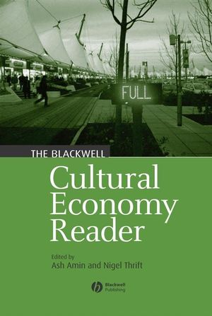 The Blackwell Cultural Economy Reader (0631234292) cover image