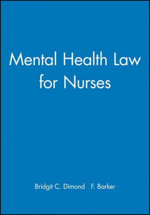 Mental Health Law for Nurses