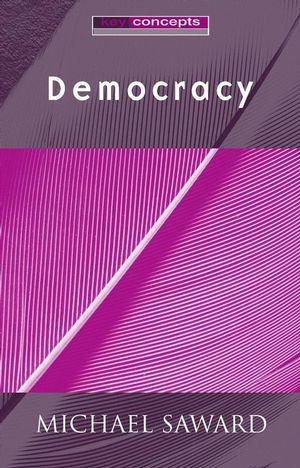 Democracy (0745623492) cover image