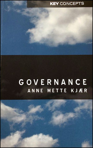 Governance (0745629792) cover image