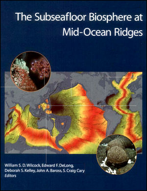 The Subseafloor Biosphere at Mid-Ocean Ridges, Volume 144 (0875904092) cover image