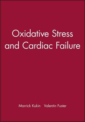 Oxidative Stress and Cardiac Failure (0879937092) cover image