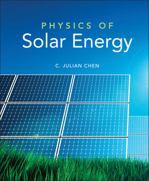 Physics of Solar Energy (1118044592) cover image