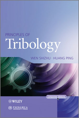 Principles of Tribology (1118062892) cover image
