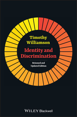 Identity and Discrimination, Reissued and Updated Edition (1118432592) cover image